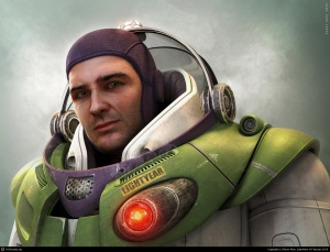 Buzz Lightyear 3D